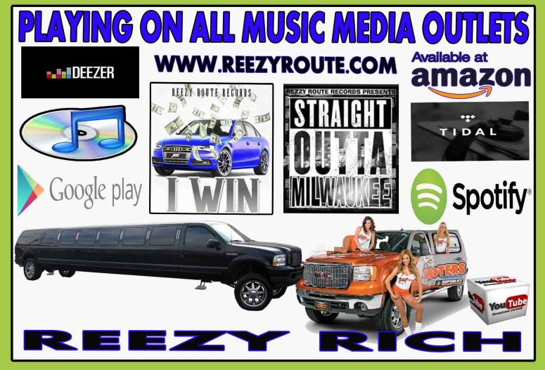 REEZY RICH header PROMOTION