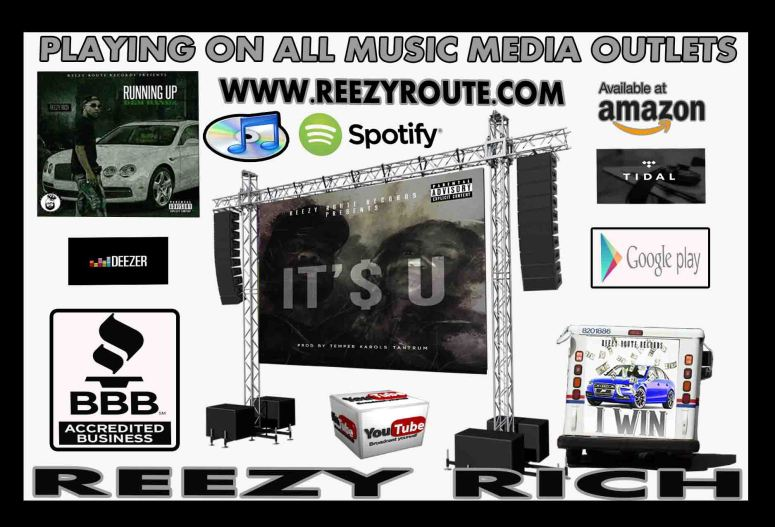 REEZY RICHr up bandPROMOTION